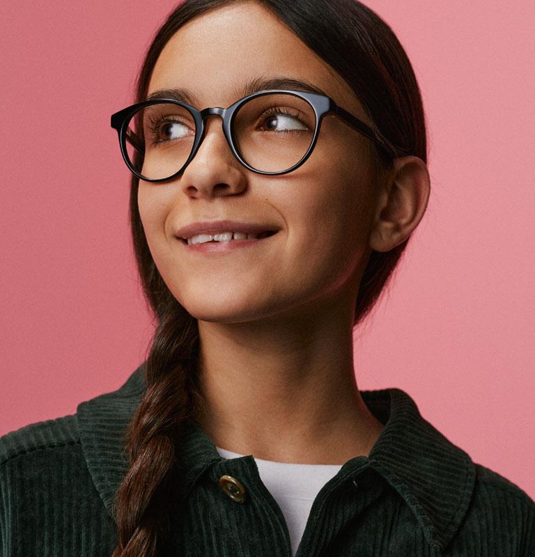 Briller inden skolestart - Smarteyes