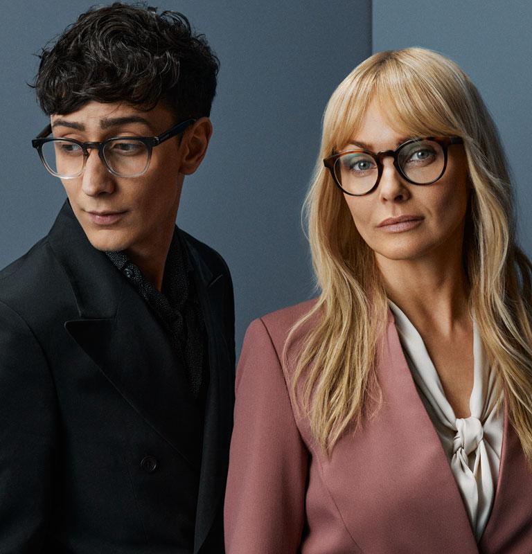 Køb briller og kontaktlinser med tilskud fra Danmark