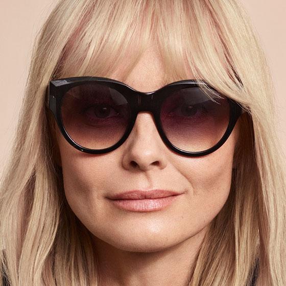 Deisgn din egen solbrille hos Smarteyes