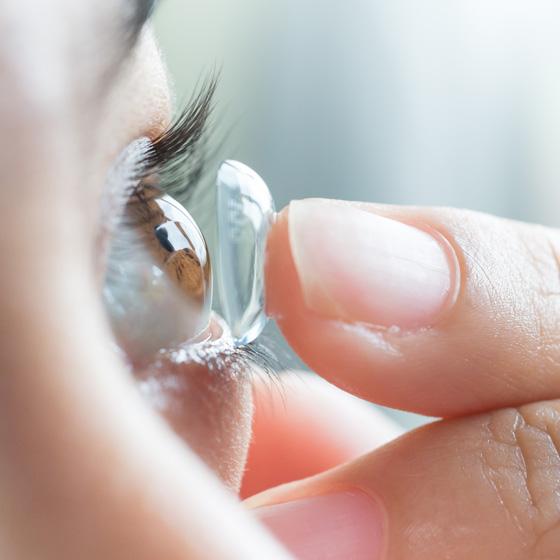 Kontaktlinser fra Smarteyes er billigt og nemt