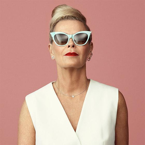 Efva Attling  x Smarteyes Sunglasses