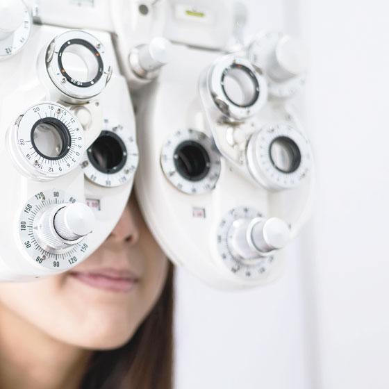 Vær' med til at forandre optikerbranchen
