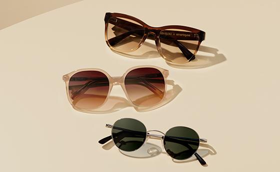Prenumerera och få slipade solglasögon på köpet