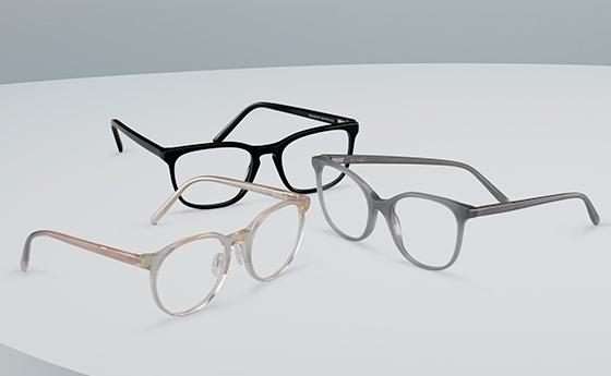 2 par glasögon