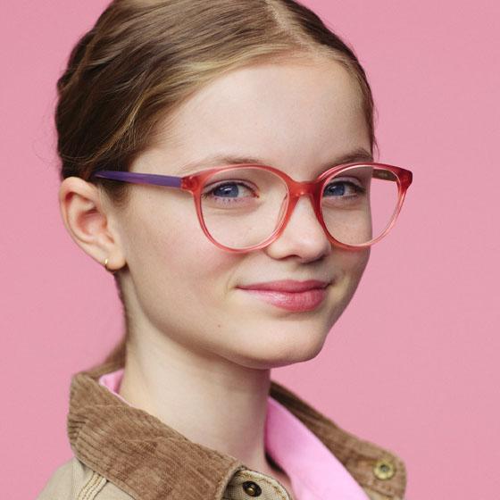 Gratis glasögon till barn och unga