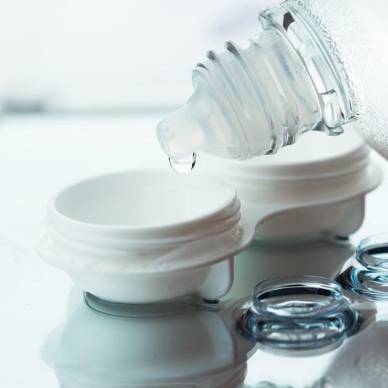 Gode råd til livet med kontaktlinser
