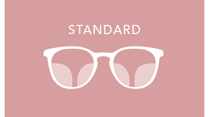 Progressiva glas Standard