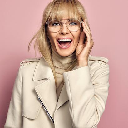 Erbjudanden på glasögon & kontaktlinser