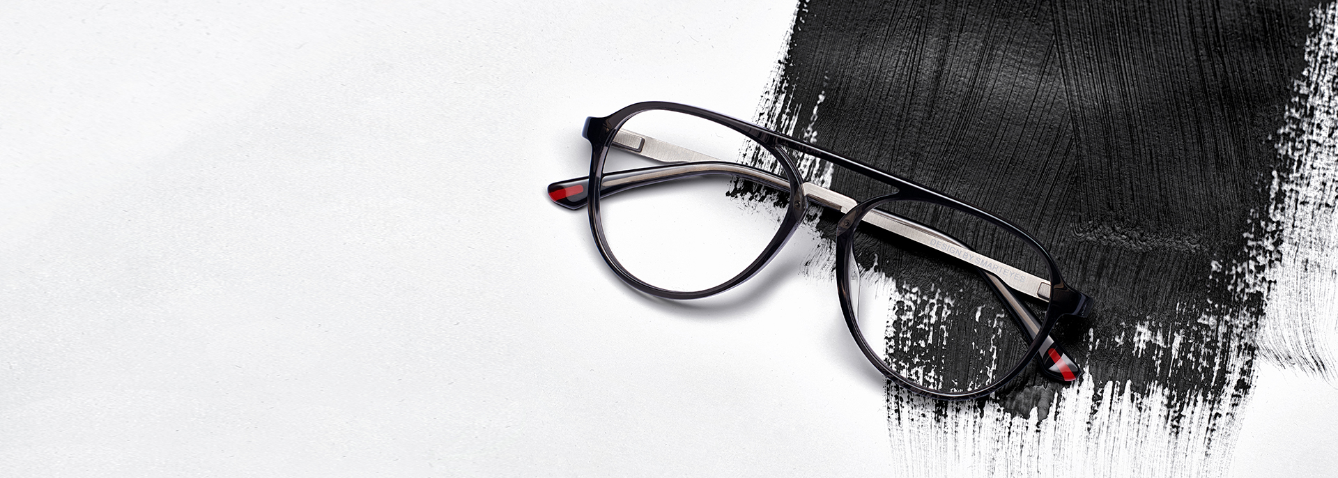 Black Edition Collection - brillekollektion fra Smarteyes