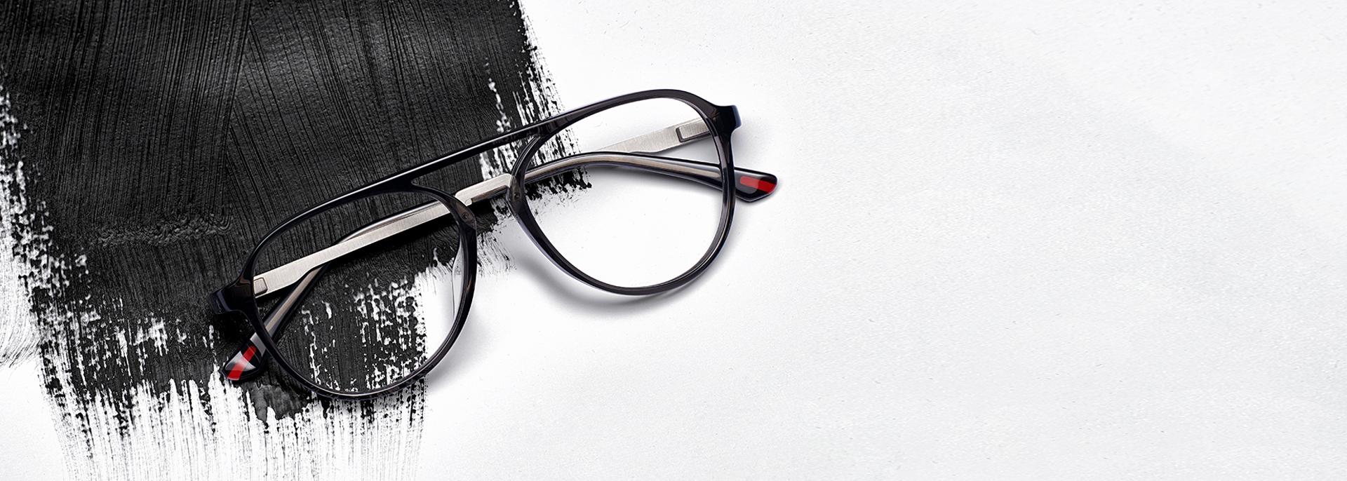Black Edition Collection - glasögonkollektion från Smarteyes