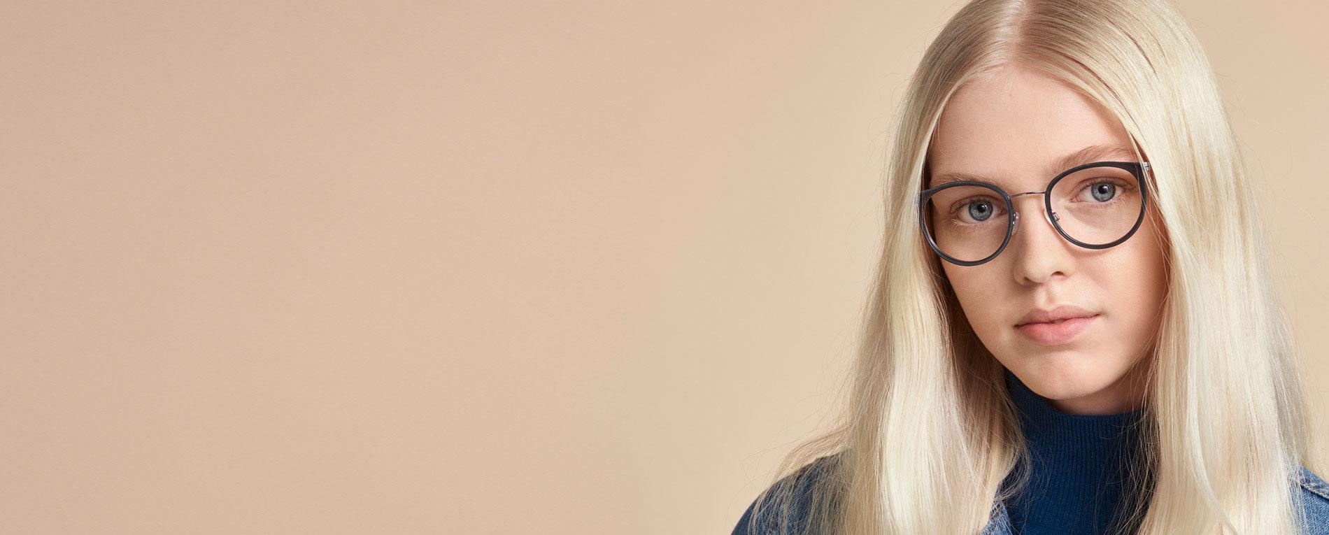 Enkelslipade glasögon för när och översynthet | Smarteyes