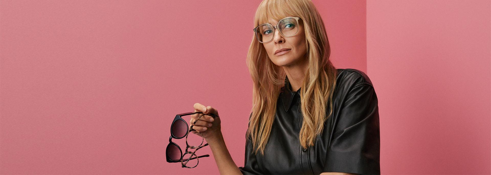Prenumerera på glasögon från 90 kr i månaden