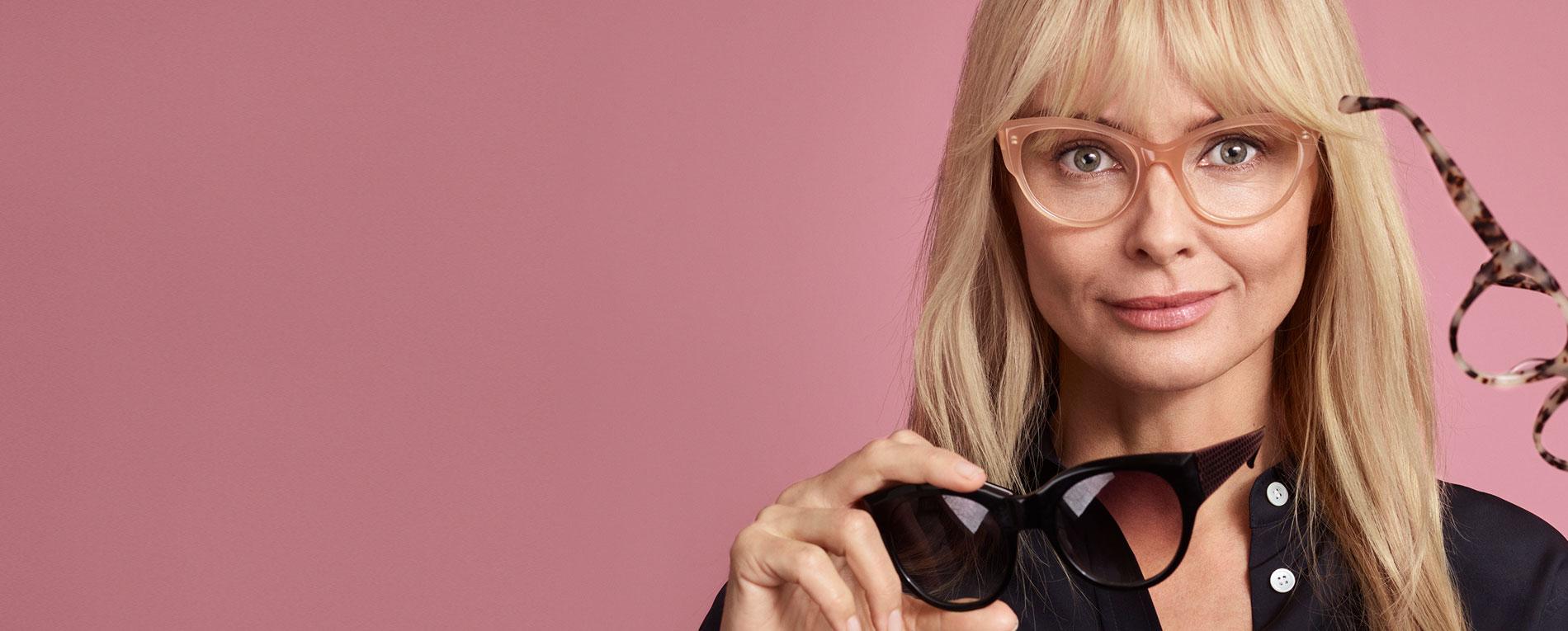 Tilbud på briller og kontaktlinser hos Smarteyes
