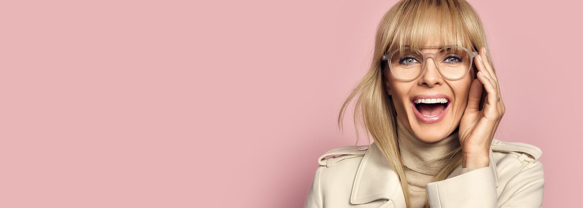 Erbjudande på glasögon och kontaktlinser hos Smarteyes