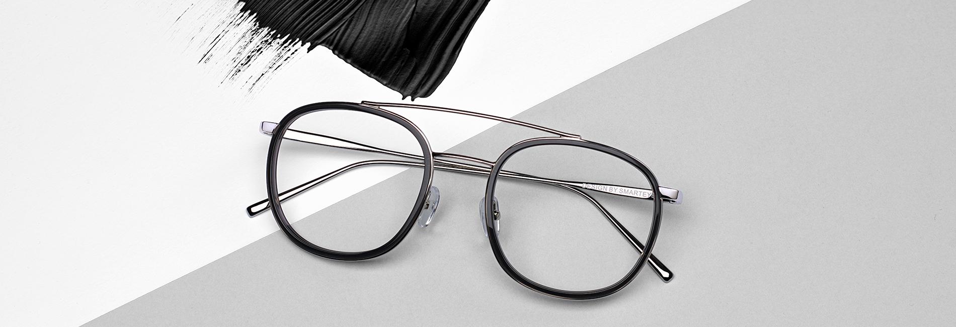 Black Edition Collection - ny brillekollektion fra Smarteyes