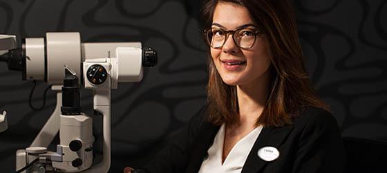 Boka tid för synundersökning hos Smarteyes