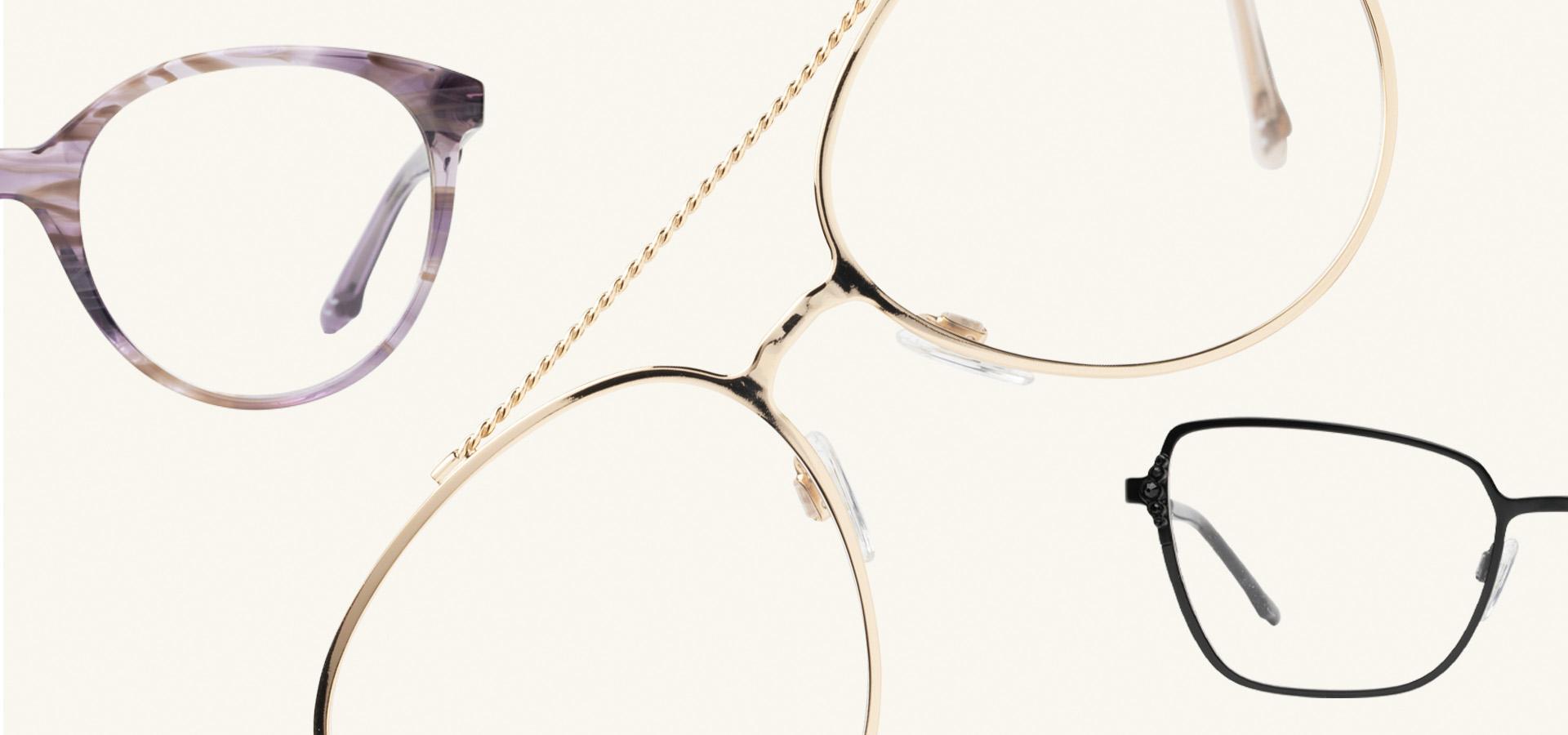 Elegance glasögonkollektion från Smarteyes