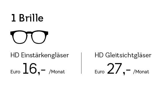 SmartPackage 24 von Smarteyes mit einer Brille