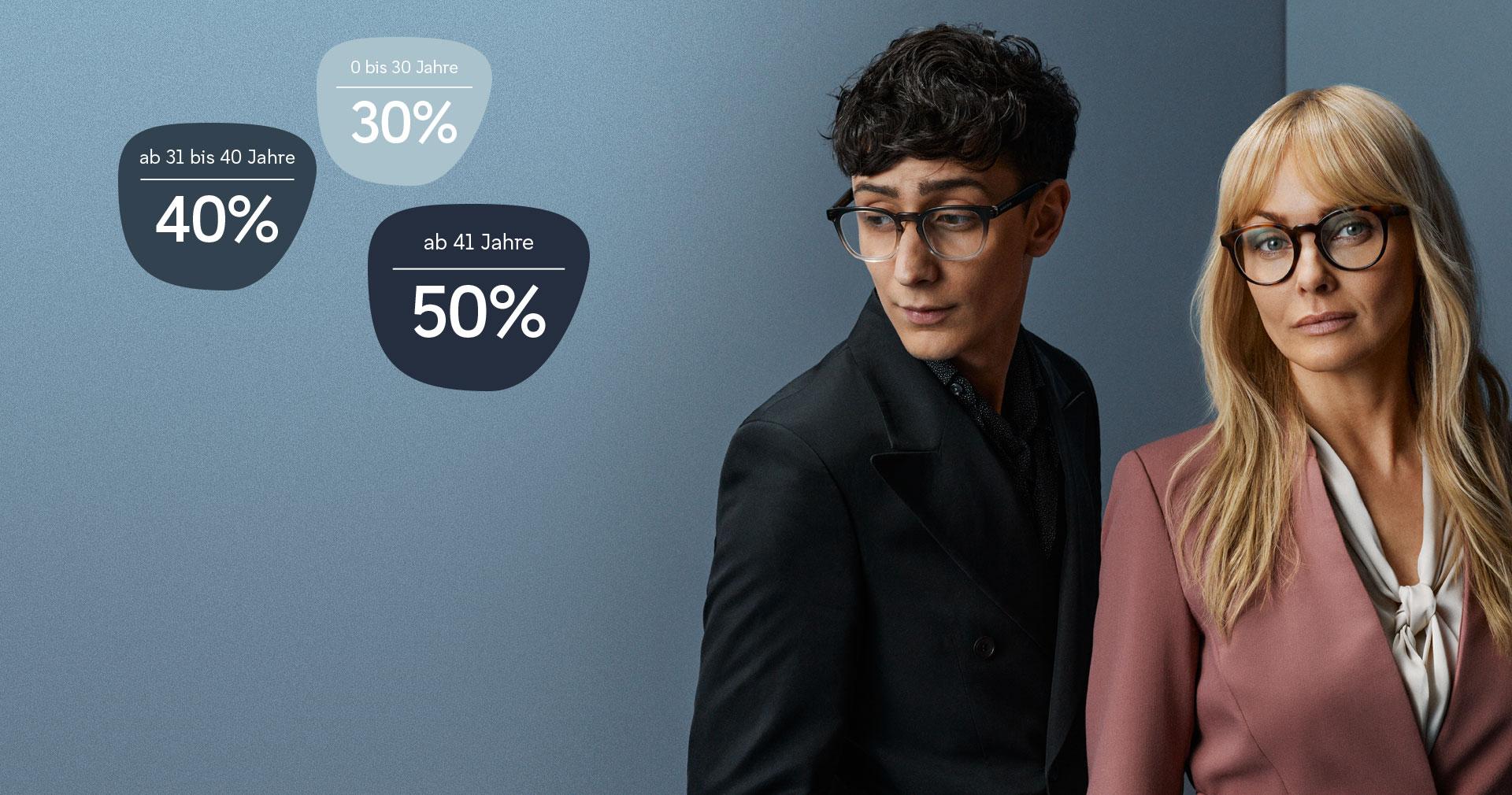 50% Generationenrabatt
