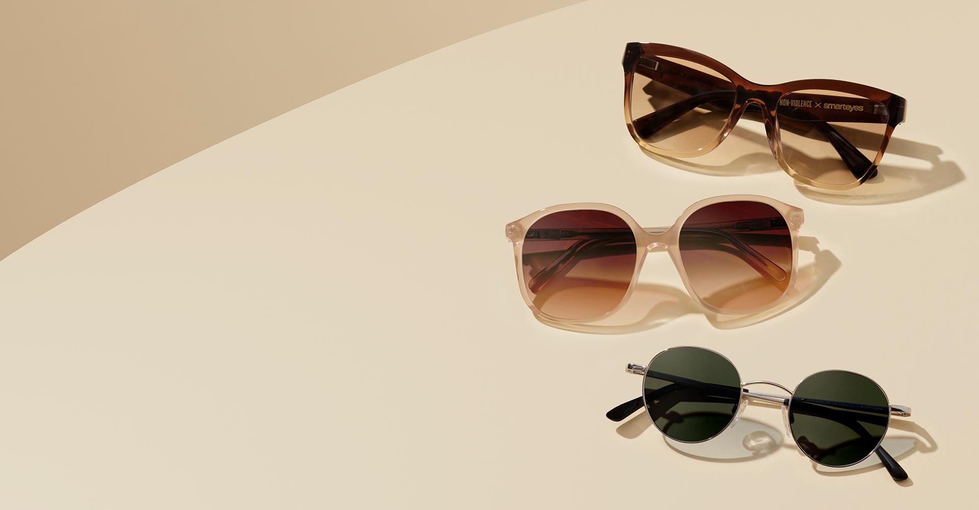 Sonnenbrillen von Smarteyes
