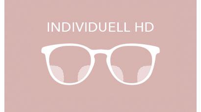 Individuelle HD Gleitsichtbrille