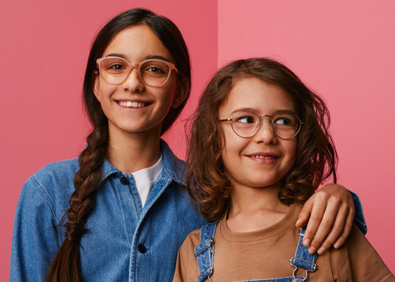Glasögon till barn och unga - Smarteyes