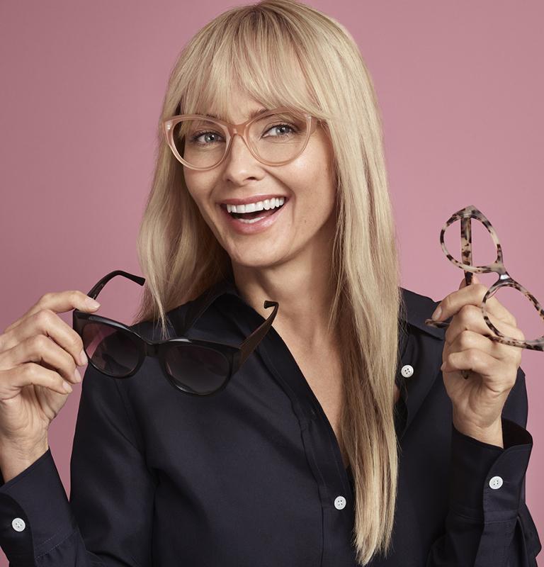 50% på alla extra par glasögon