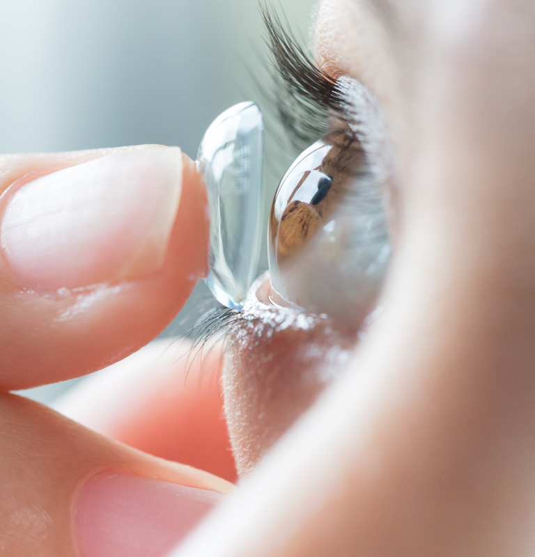 Kontaktlinseabonnementer hos Smarteyes uden binding