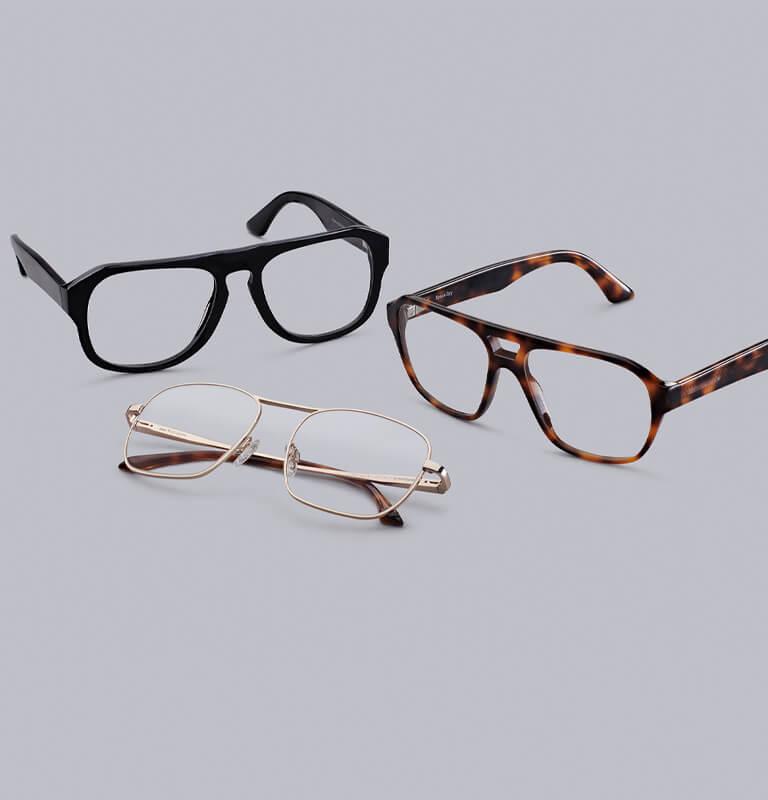 Lookbook - de senaste glasögontrenderna 2021