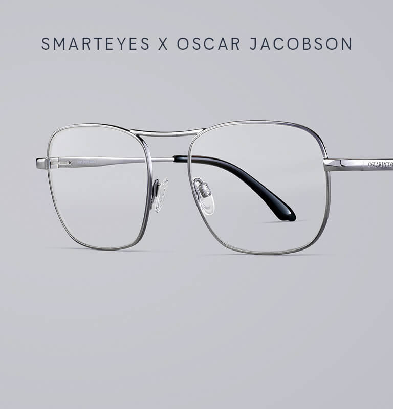 Oscar Jacobson x Smarteyes