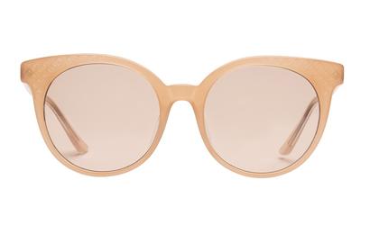 Brillen Nomad med farvede solbrilleglas