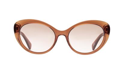 Et selvsikkert solbrillelook med brillen Authenticity